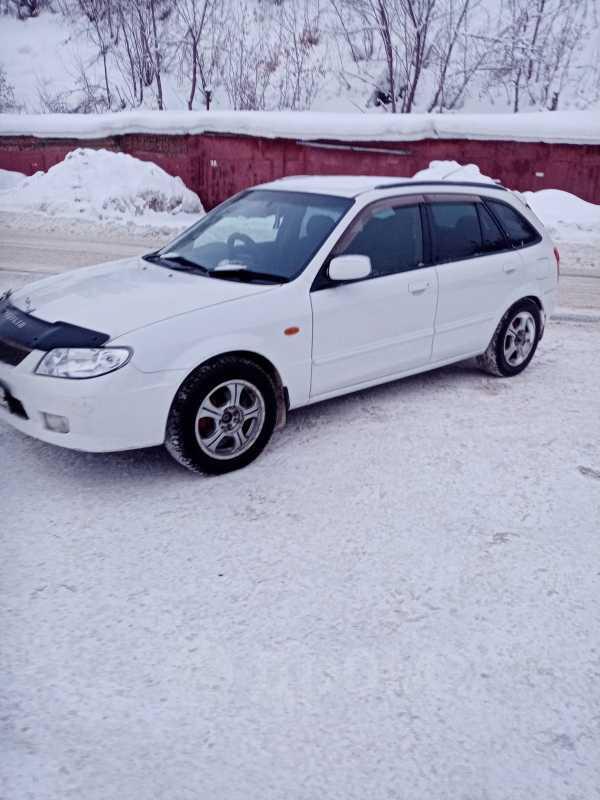 Mazda Familia, 2000 год, 199 000 руб.
