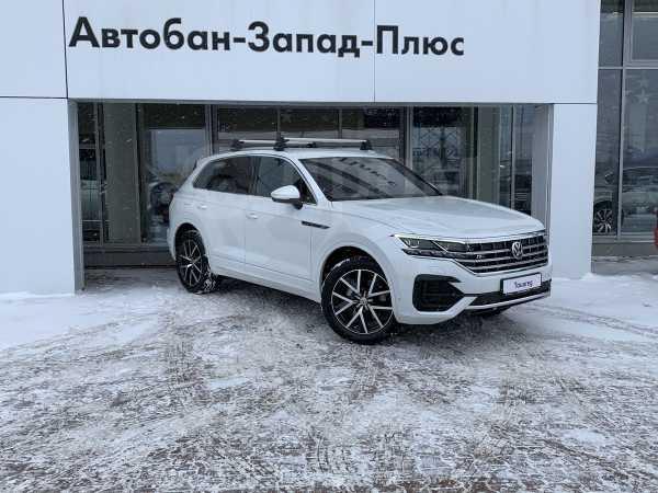 Volkswagen Touareg, 2019 год, 4 899 000 руб.