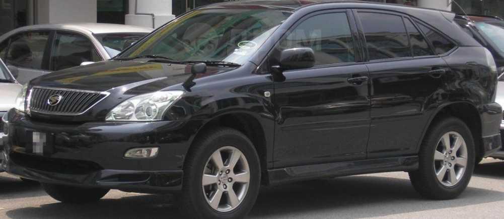Toyota Harrier, 2008 год, 450 000 руб.