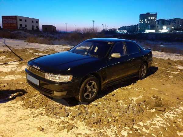 Toyota Cresta, 1985 год, 170 000 руб.