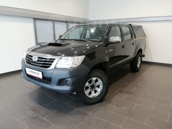 Toyota Hilux Pick Up, 2012 год, 1 080 000 руб.