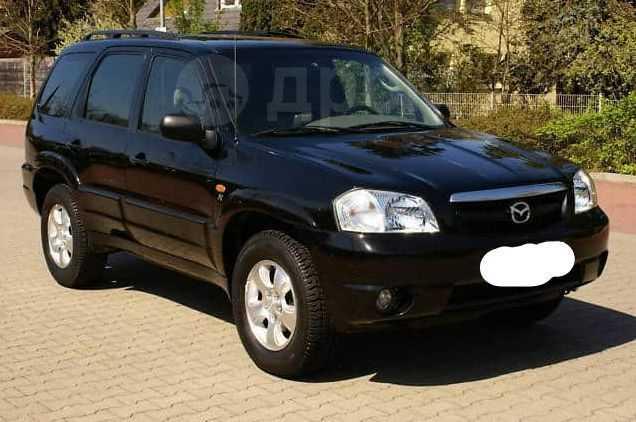 Mazda Tribute, 2000 год, 450 000 руб.