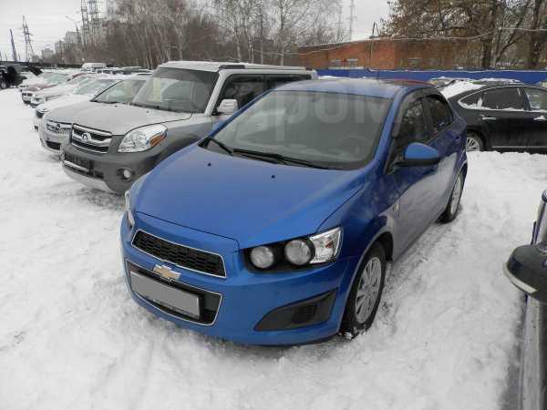 Chevrolet Aveo, 2012 год, 387 000 руб.