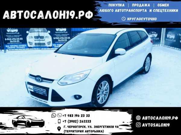 Ford Focus, 2013 год, 474 000 руб.