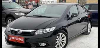 Набережные Челны Civic 2013