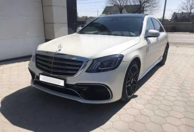 Mercedes-Benz S-Class, 2015 год, 4 600 000 руб.