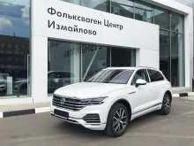 Москва Touareg 2020