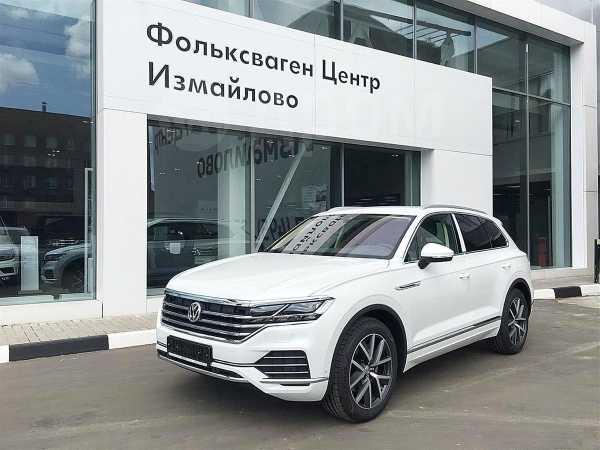 Volkswagen Touareg, 2020 год, 5 592 000 руб.