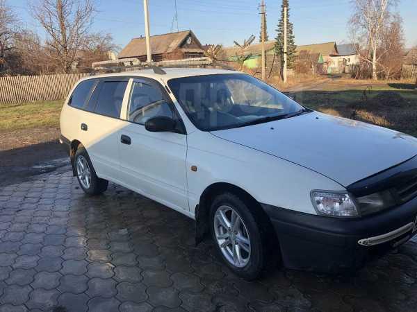 Toyota Caldina, 1997 год, 190 000 руб.