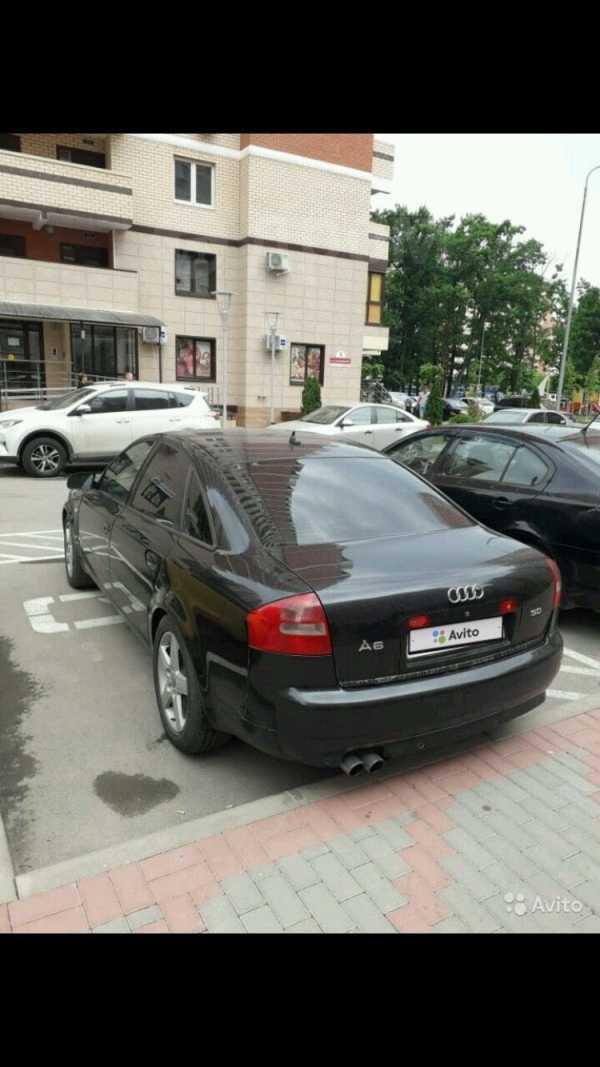 Audi A6, 2003 год, 200 000 руб.