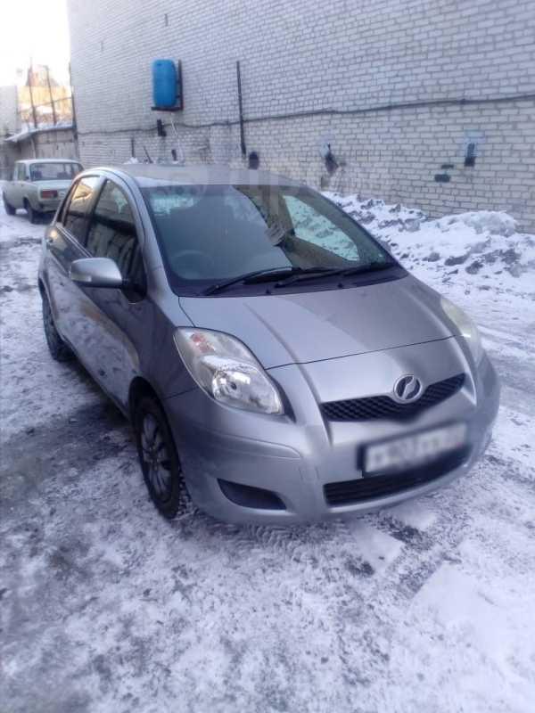 Toyota Vitz, 2009 год, 290 000 руб.