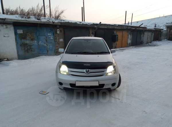 Toyota ist, 2004 год, 320 000 руб.