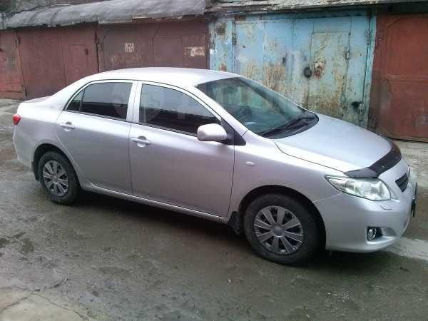 Toyota Corolla, 2008 год, 513 000 руб.