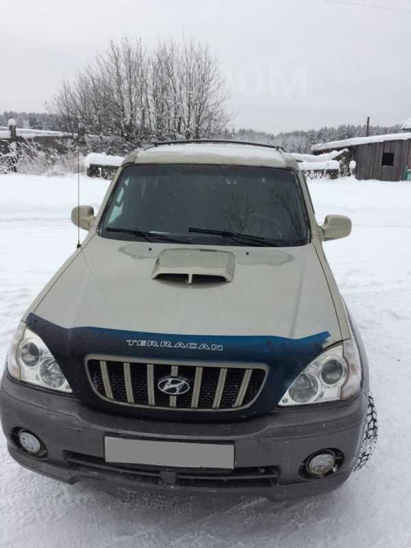 Hyundai Terracan, 2003 год, 395 000 руб.