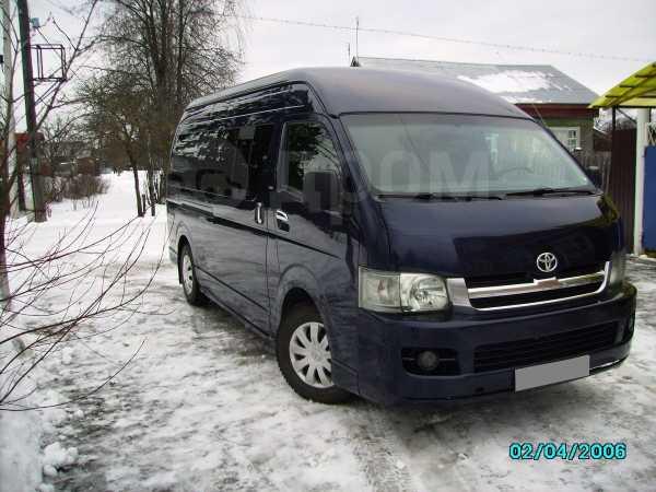 Toyota Hiace, 2006 год, 755 000 руб.