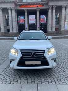 Санкт-Петербург GX460 2016