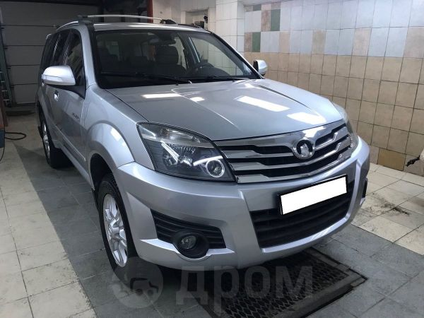 Great Wall Hover H3, 2012 год, 510 000 руб.