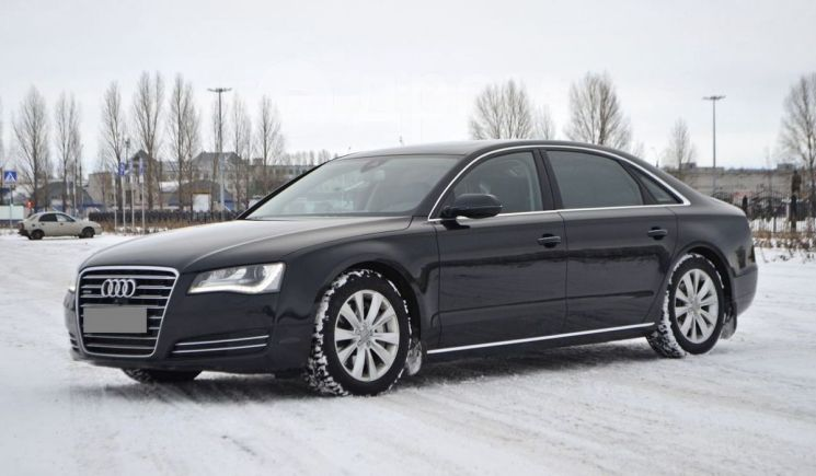 Audi A8, 2012 год, 1 249 000 руб.