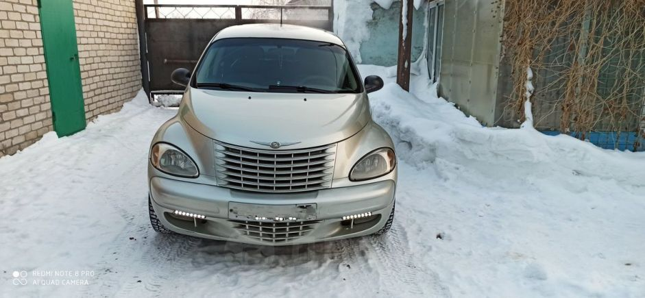 Chrysler PT Cruiser, 2005 год, 300 000 руб.