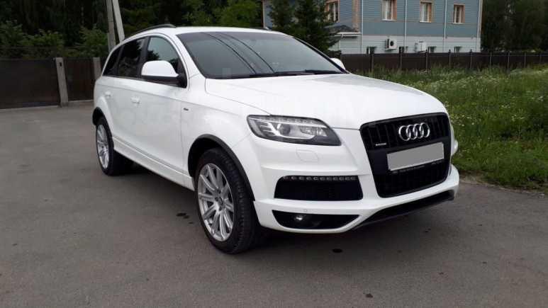 Audi Q7, 2011 год, 1 350 000 руб.