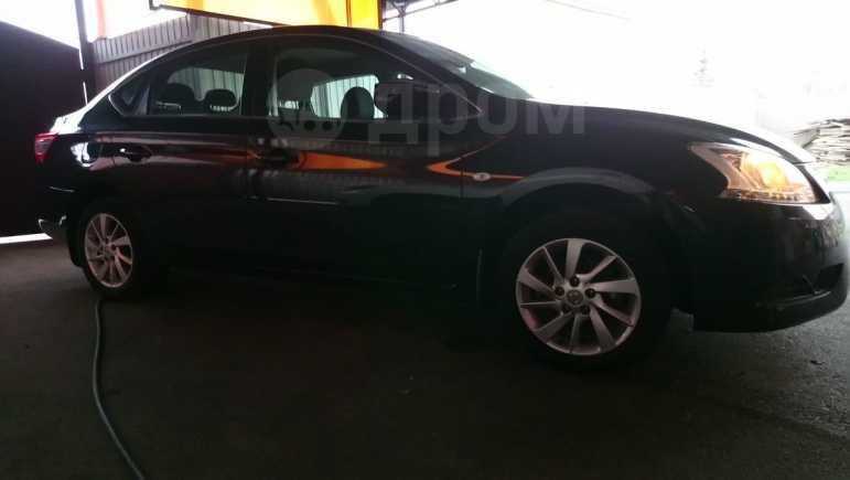 Nissan Sentra, 2015 год, 810 000 руб.