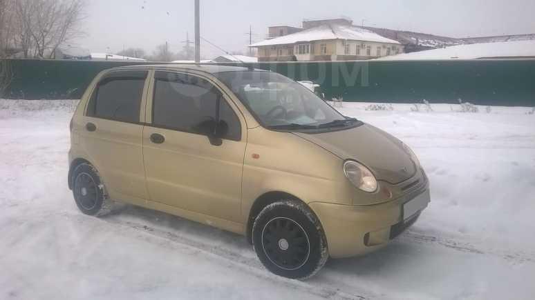 Daewoo Matiz, 2010 год, 98 000 руб.