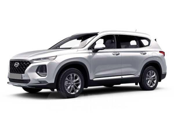 Hyundai Santa Fe, 2019 год, 2 669 000 руб.