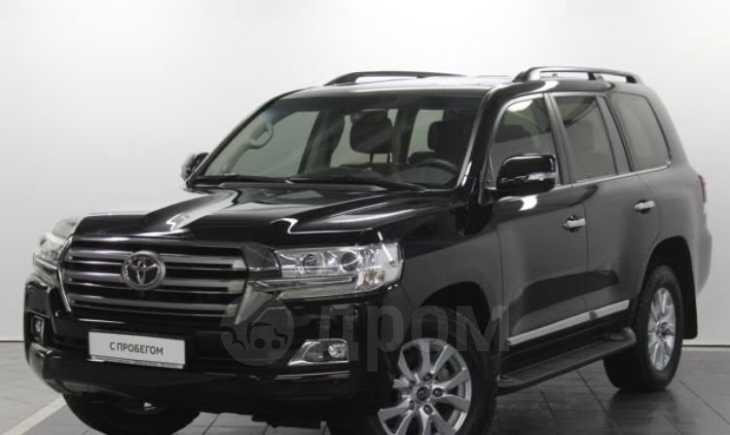 Toyota Land Cruiser, 2015 год, 3 900 000 руб.