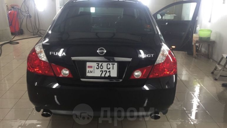Nissan Fuga, 2007 год, 430 000 руб.