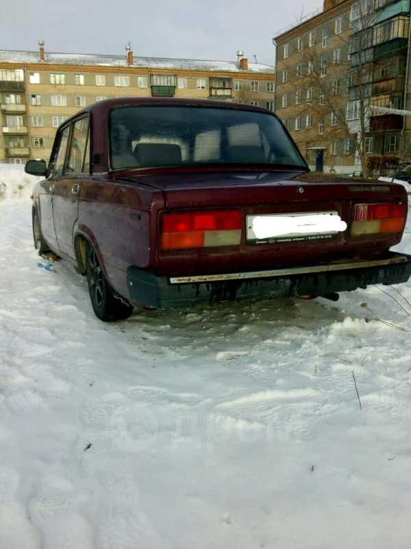 Лада 2107, 2002 год, 25 500 руб.