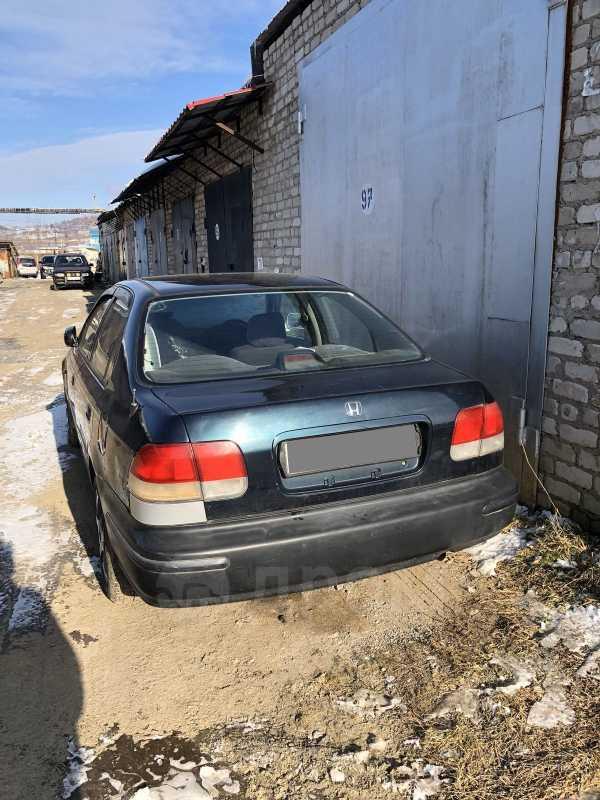 Honda Civic Ferio, 1997 год, 75 000 руб.