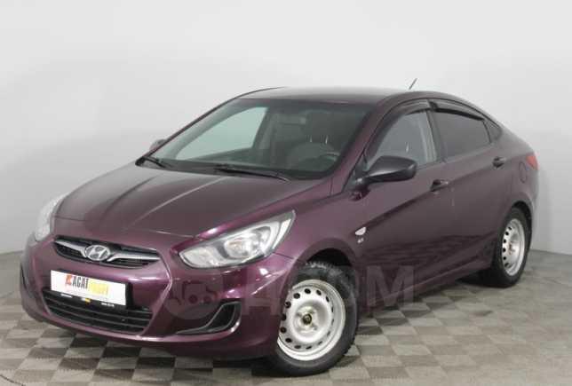 Hyundai Solaris, 2012 год, 404 000 руб.