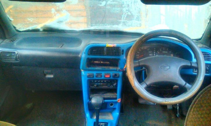 Nissan Pulsar, 1993 год, 25 000 руб.