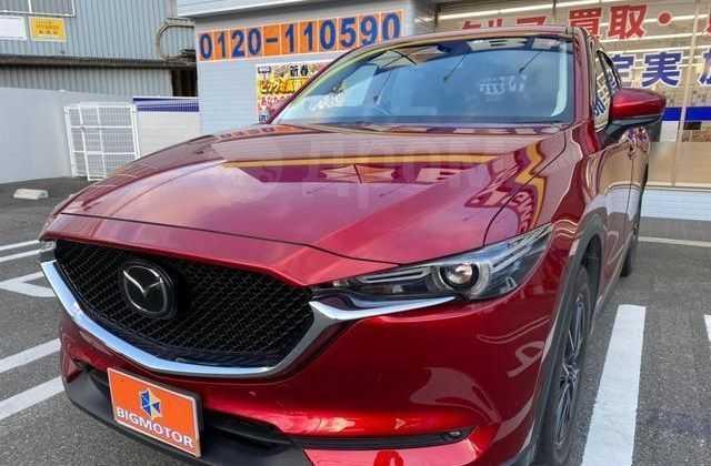 Mazda CX-5, 2017 год, 1 255 000 руб.