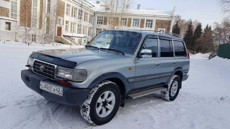 Toyota Land Cruiser, 1995 год, 890 000 руб.