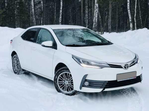 Toyota Corolla, 2018 год, 1 205 000 руб.