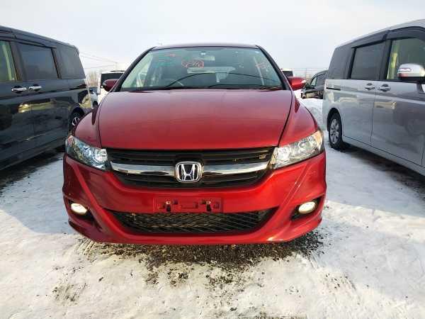 Honda Stream, 2012 год, 817 000 руб.