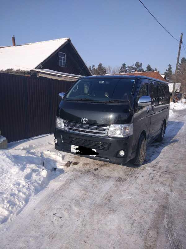 Toyota Regius Ace, 2012 год, 1 300 000 руб.
