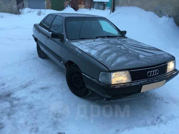 Audi 100, 1989 год, 78 000 руб.