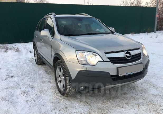 Opel Antara, 2007 год, 470 000 руб.
