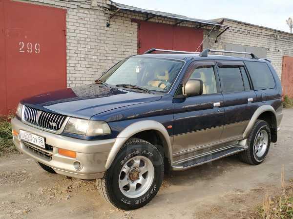 Mitsubishi Pajero, 1999 год, 315 000 руб.
