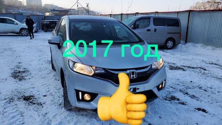 Honda Fit, 2017 год, 735 000 руб.