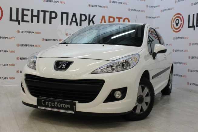 Peugeot 207, 2010 год, 349 000 руб.