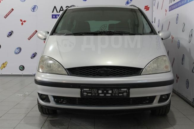 Ford Galaxy, 2000 год, 205 000 руб.