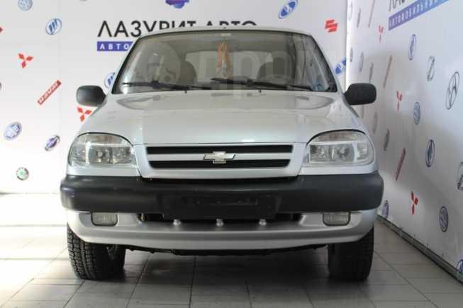 Chevrolet Niva, 2006 год, 169 000 руб.