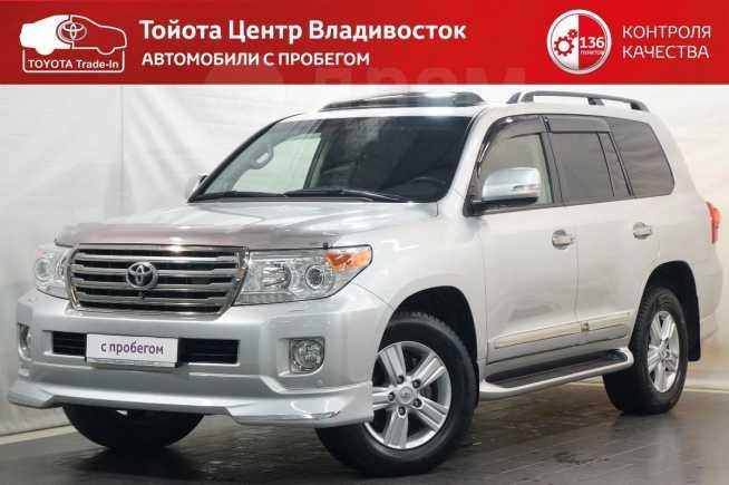 Toyota Land Cruiser, 2014 год, 2 940 000 руб.