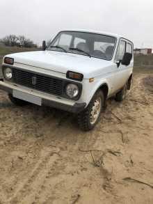 Волжский 4x4 2121 Нива 1990