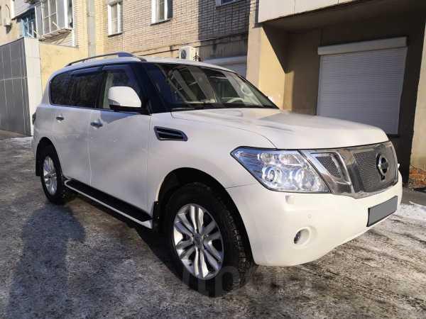 Nissan Patrol, 2011 год, 1 415 000 руб.