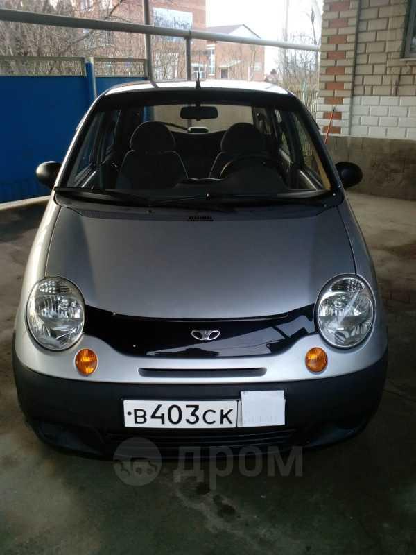 Daewoo Matiz, 2011 год, 149 999 руб.
