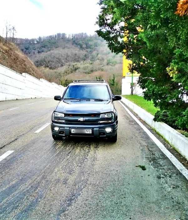 Chevrolet TrailBlazer, 2006 год, 430 000 руб.